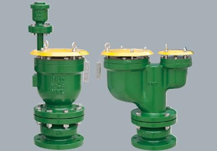 Air Release Valve and Vaccum Breaker Valve