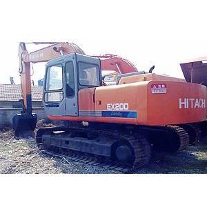 Used hitachi excavator 200-1 for sale now
