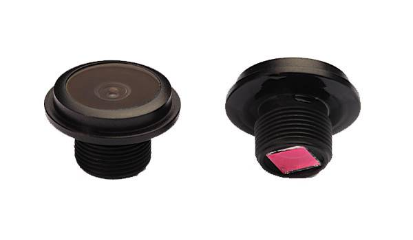 XS-8083-12 360 car rear view lens, 150 degree wide angle for sport camera