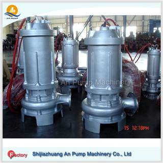 Vertial Centrifugal Submersible Sewage Pump