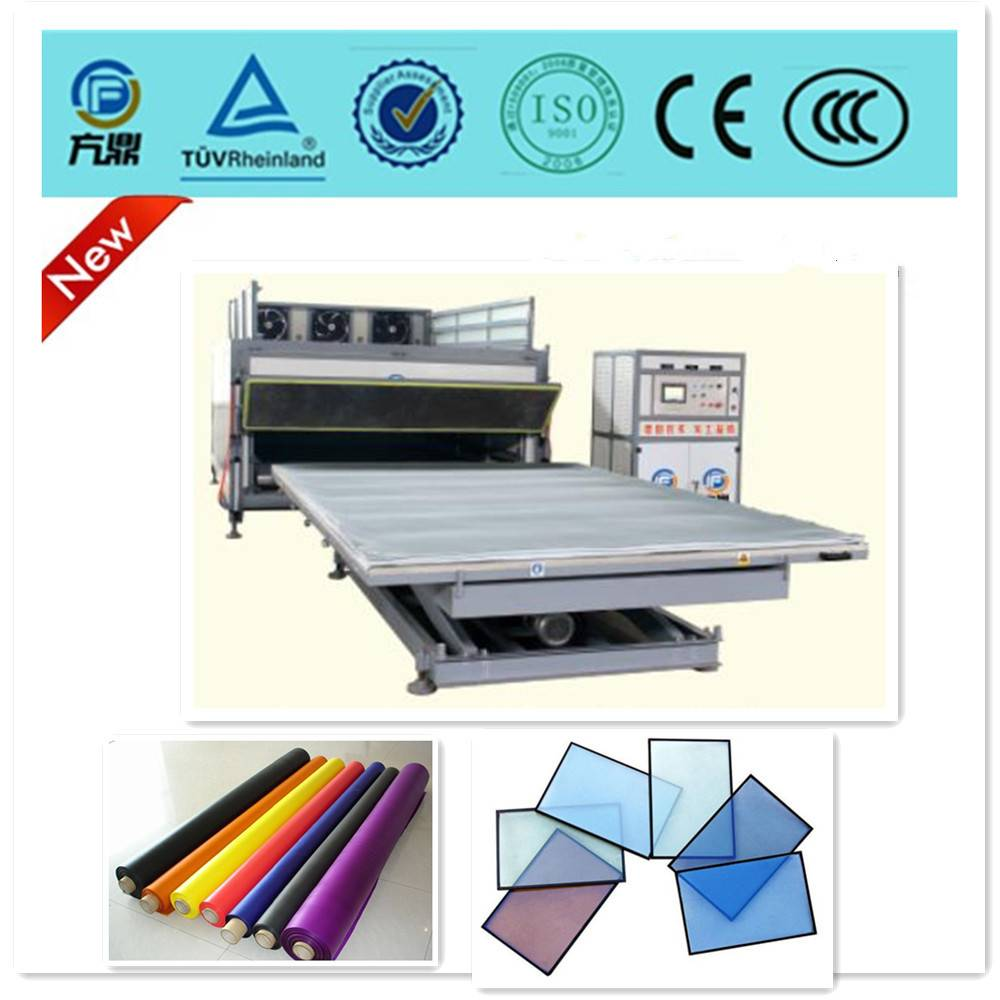 automatic laminating glass machine