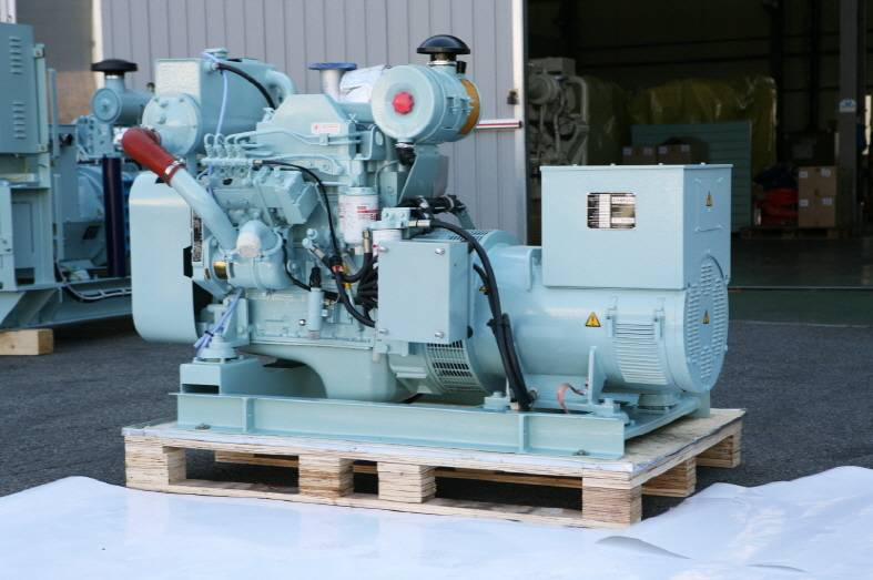 to sell marine gensets by cummins