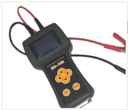 Battery Analyzer Car battery tester SC-100