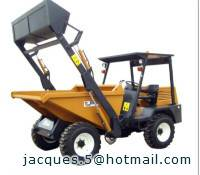 3ton dumper with self loading system(chinese dumper manufacturer)