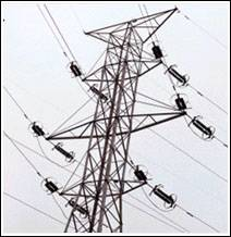 Power Transmission line towers