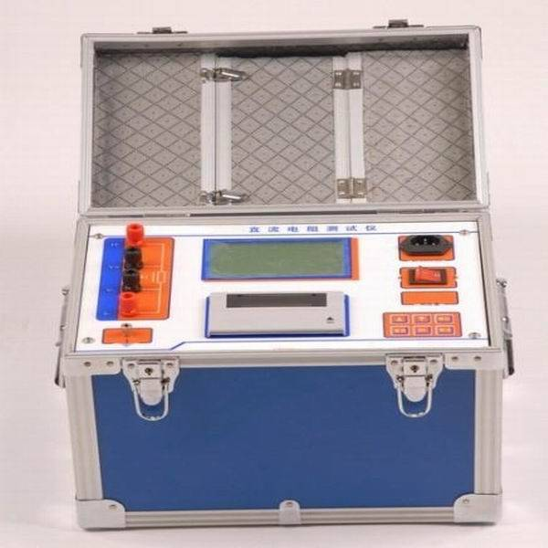 GDZC Series Power Transformer Coil Conductor Resistance Tester