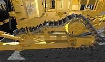 CAT Bulldozer Undercarriage Parts