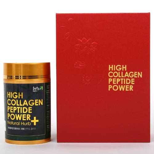 LACELL High Collagen Peptide Power Natural Herb Plus
