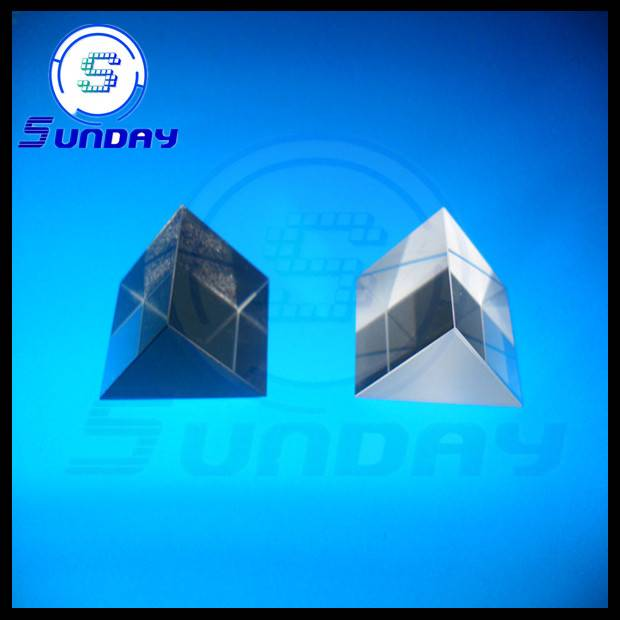 Oprical glass right angle prism bk7,fused silica,sapphrire