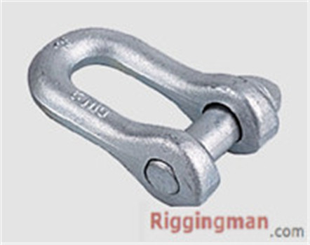 DIN 82101 SHACKLE FORM A ,drop forged