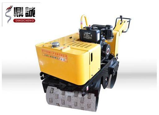 DC-840-II Trench backfill compactor road roller