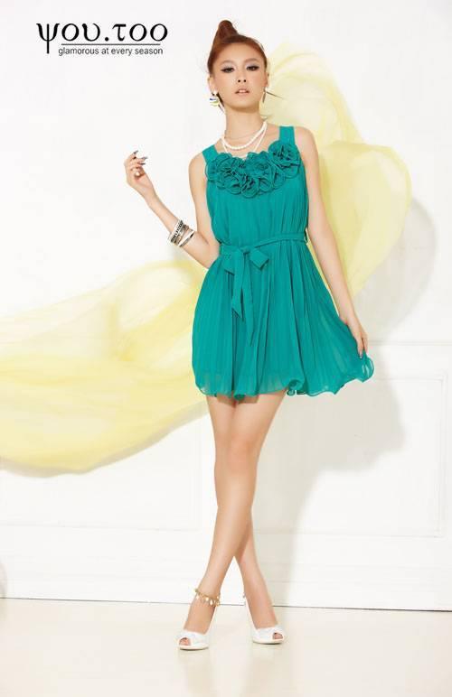 wholesale ladies girls's korean japanese hongkong fashion dress clothes garment clothing online