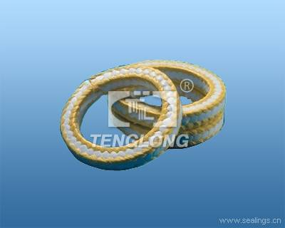 CORNER PTFE KEVLAR PACKING