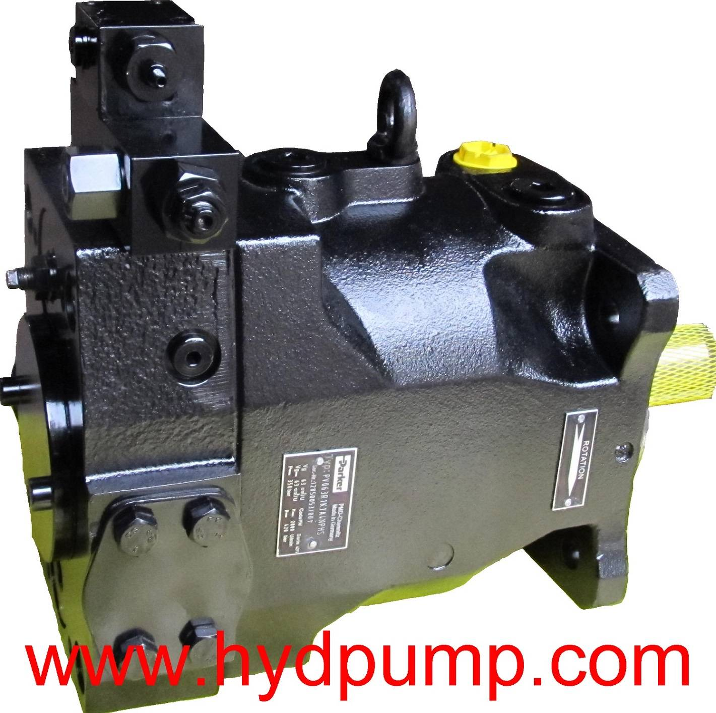 High pressure parker PV hydraulic piston pump