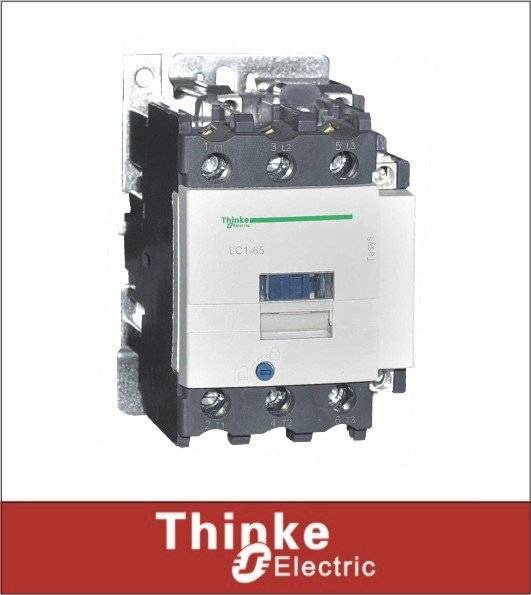 AC Contactor LC1-D new type