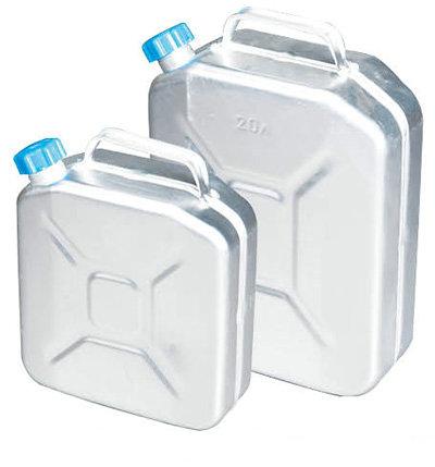 Aluminium Benzinkanister / Aluminium Kanister / Aluminium Resevekanister / Aluminium Wasserkanister