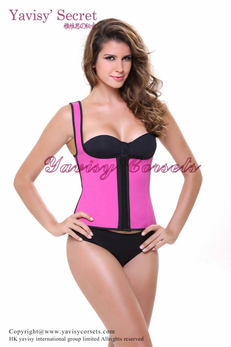 Good quality women neoprene slimming vest in factory price
