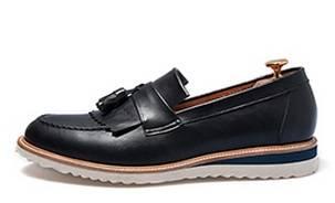 Tassel Loafer Noir black