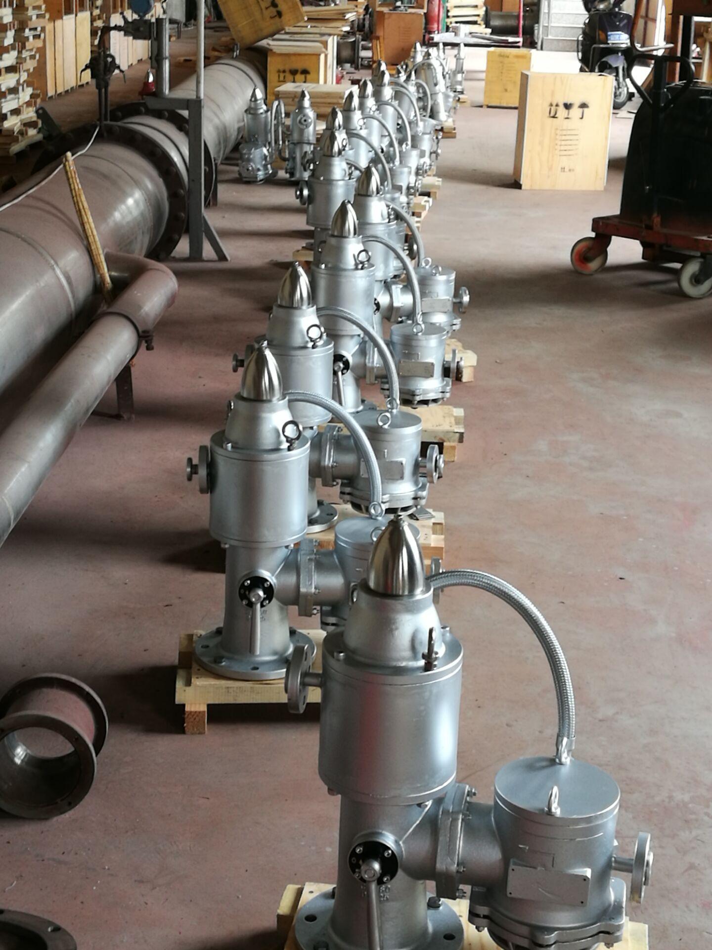 high velocity relief valve (pressure vacuum valve )