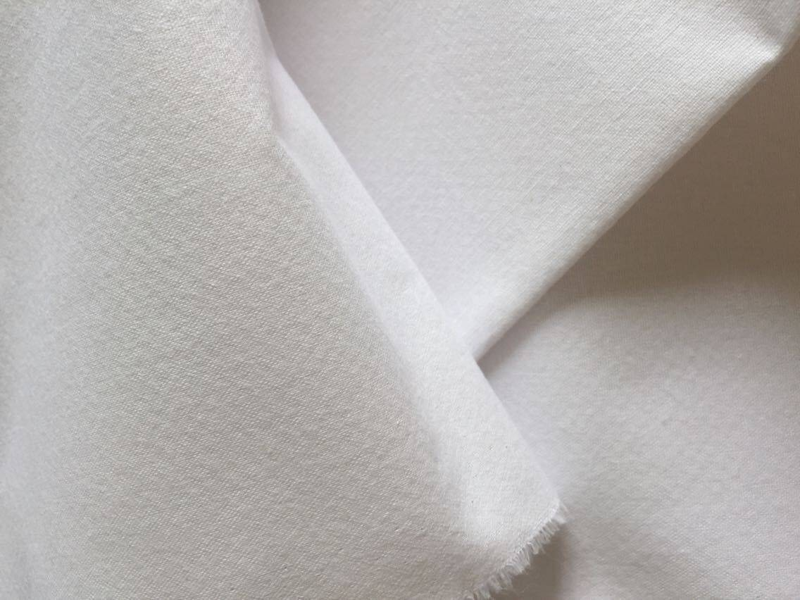 sell 100% cotton fusible interlining for collar