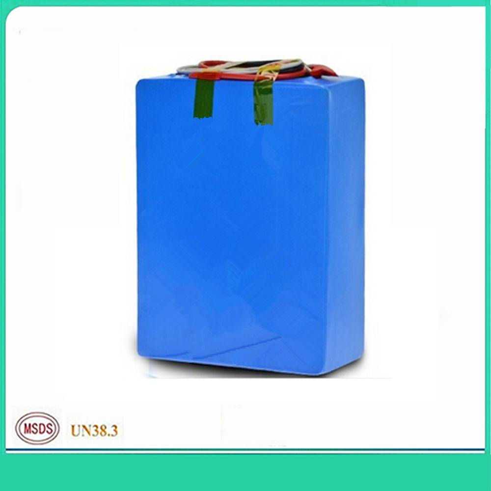 Custom 60 Volt Lithium Battery 10Ah For Electric Bicycle