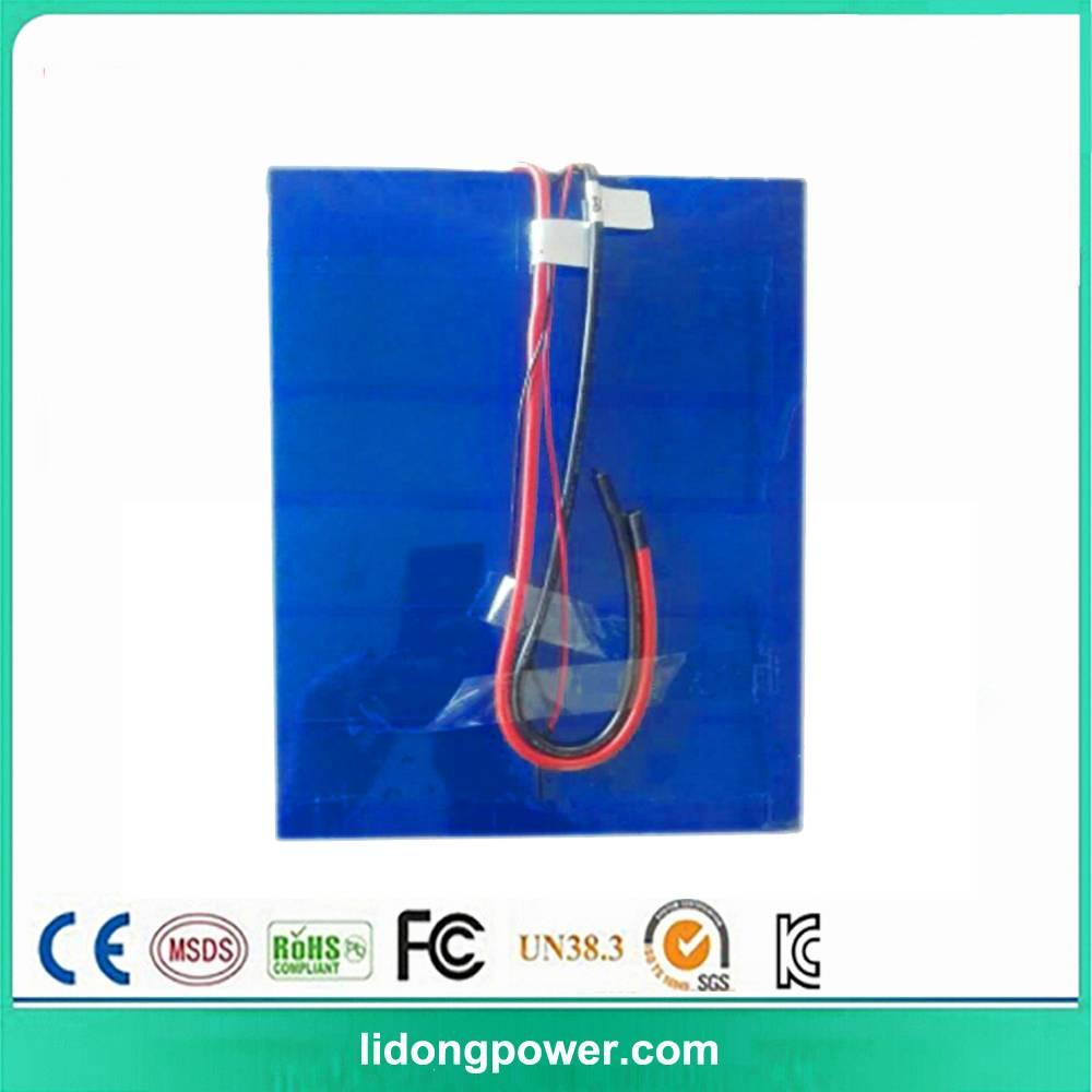 Electric Bike LiFePO4 Battery Pack 36V 10Ah