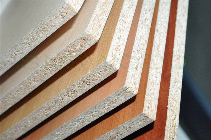 Melamine faced Particle Board (MFC, PB, Chipboard)