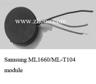Samsung ML1660/ML-T104 module permanent chip