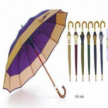 sell Straight Umbrella 16 ribs
