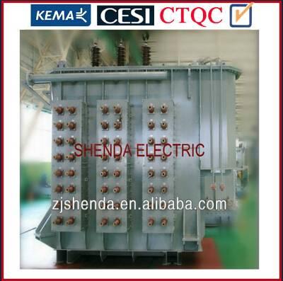 Electric Furnace Transformer 10mva for Steel Works