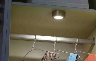 Motion sensor lights with PIR sensor for cabinet
