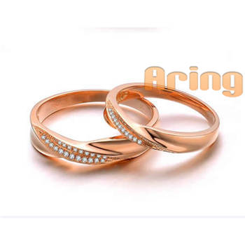18k Gold Jewelry Diamonds Wedding Bands