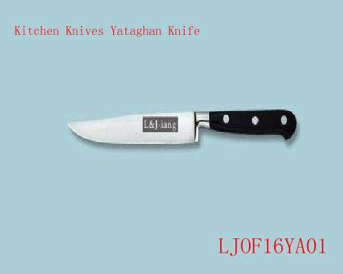 Kitchen Knives Yataghan Knife