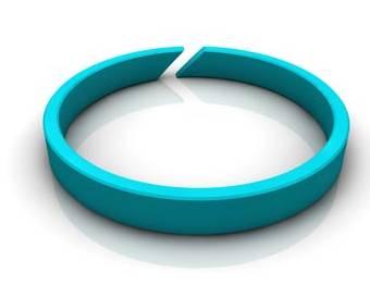 TRELLEBORG Pneumatic Wear Ring