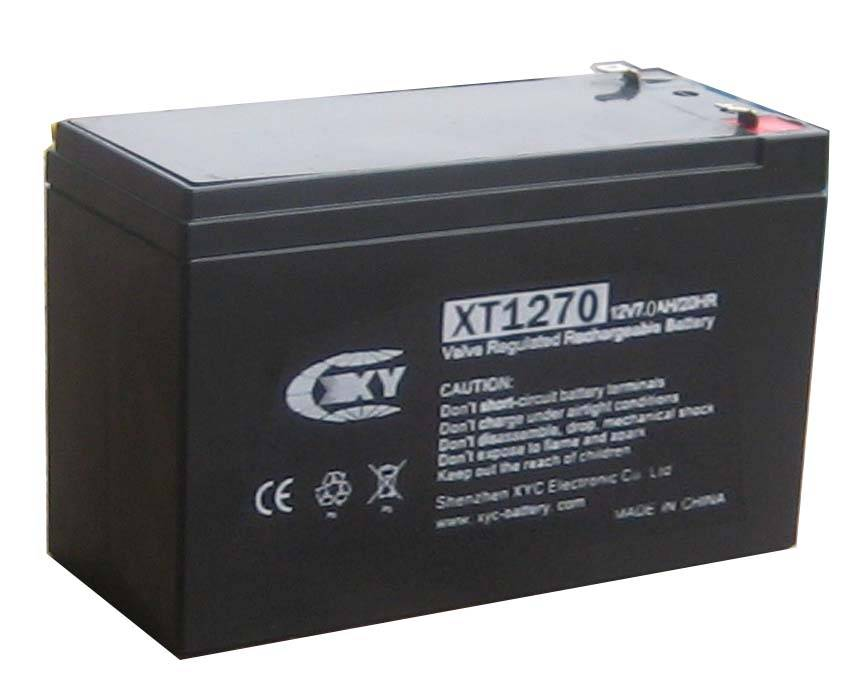 12V7AH lead acid battery