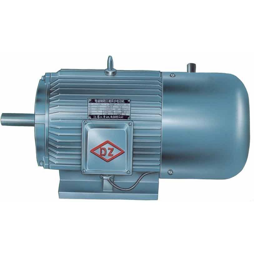 electromagnetic brake three-phase asynchronous motors