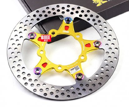 scooter brake disc rotor motorcycle brake disc rotor hydraulic disc rotor
