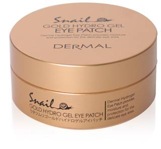 Dermal Snail Gold Hydro Gel Eye Patch