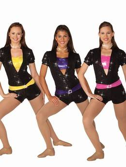 Hot sale Jazz Costumes DF-11666