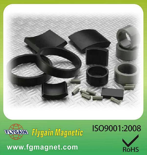 permanent barium ferrite magnet