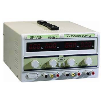 Double-Way DC Regulated Power Supply