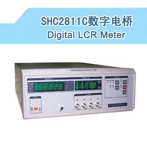 100Hz /1KHz/10KHz Digital LCR Meter SHC2811C