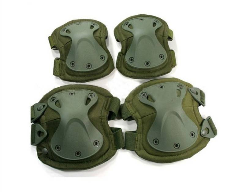 Cheap military tactical knee and elbow pads