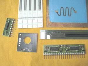 ceramic/thick film/metal circuitry