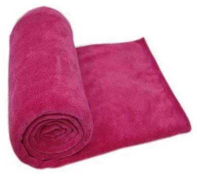 Excellent quality super soft mink blanket fabric