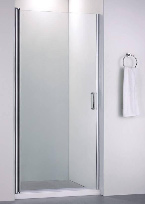 Shower Screen with Pivot Door