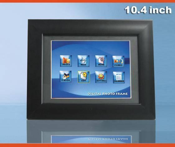 Digital photo frame DPF-104W1