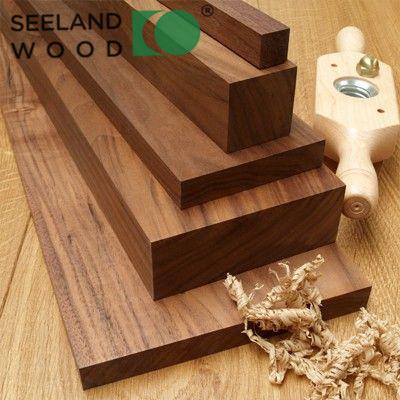 American black walnut dimension lumber