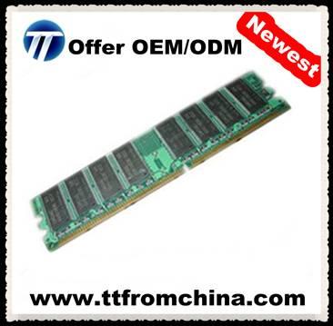 low price desktop ddr1 512mb/1gb 333mhz/400mhz ram longdimm