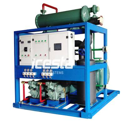 ICESTA high production Solid quality 10T/D Tube Ice Machine